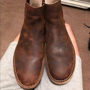 Clark Chelsea boots